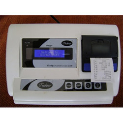 Weighing Print System