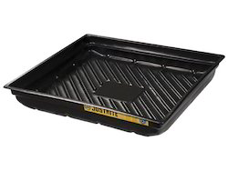 Justrite Ecopolybend Spill Trays