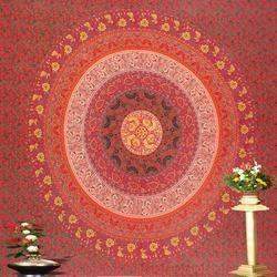 Indian Mandala Bedsheet