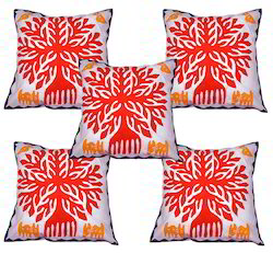 New Year Gift Cushion Covers