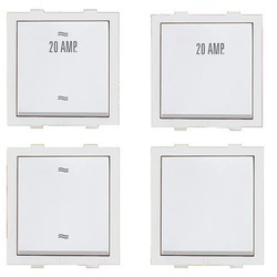 Square Electrical Switch
