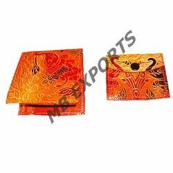 Shanti Niketan Wallet And Small Coin Purse