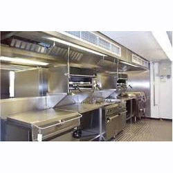 Commercial Kitchen Hood - Wholesale Supplier from Mumbai