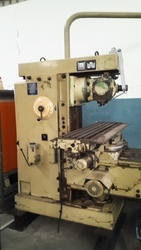 WMW No.2 Universal Milling Machine