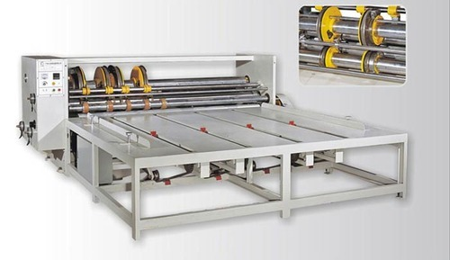 Rotary Amp Slotting Machines Combined Rotary Slotting With