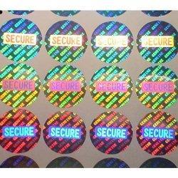 Holographic Label