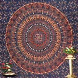 New Mandala Tapestry