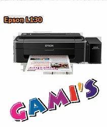 Epson L130 Inkjet CISS Printer