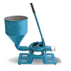 Manual Cement Grouting Pump