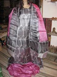 Pure Tussar Silk Suit