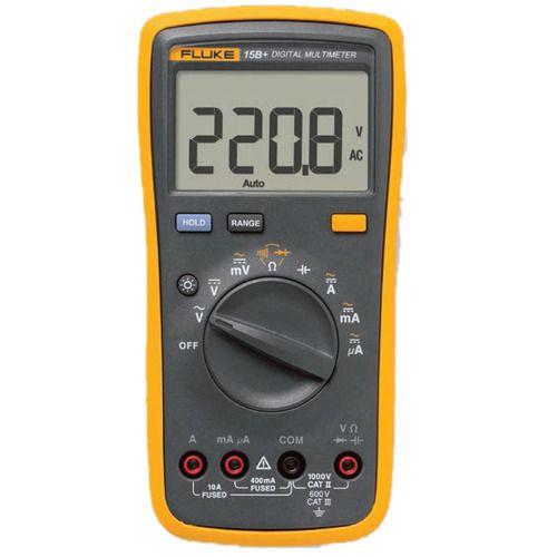 Auto Ranging Digital Multimeter 15B