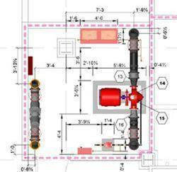 Fire Fighting Designing