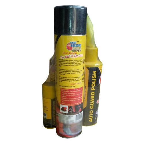 Car Cleaning Accessories And Kit - Liquid Car Care Kit Manufacturer ...