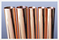 Bundy Pipe Copper Coated / Copperized Tubes