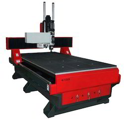 CNC Router - CNC Router with Rotary Machine Manufacturer ...