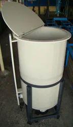 Open Top Storage Tank