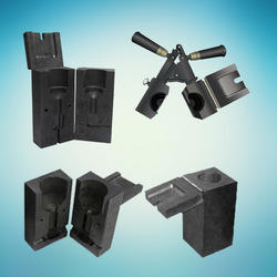 Exothermic Welding Graphite Molds