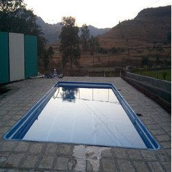 FRP Underground Swimming Pool