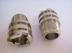 Brass Fasteners and Fixings - Brass Male Insert