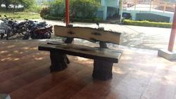 FRP Wooden Bench