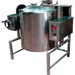 Rice Cooking Vessels for Railway Canteen