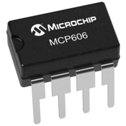 MCP606-I/P Operational Amplifiers