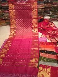 Handloom Banarasi Art Silk Dupatta
