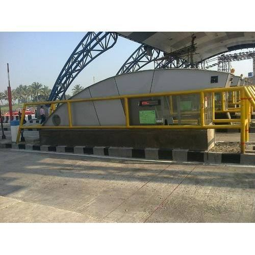 Fabricated Toll Booth