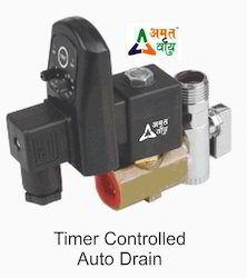 Timer Controlled Auto Drain Valve