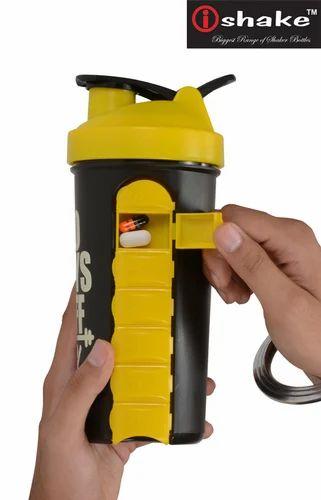 Tabster Shaker Bottle