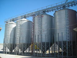 Silos And Bulk Storage Vessels