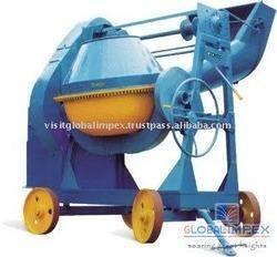 Clutch Type Cement Concrete Mixer