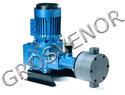 Hydraulic Diaphragm Chemical Dosing Pump