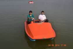 pedal boats 2 seater with steering pedal system