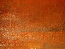 Corten Steel Red Sheet
