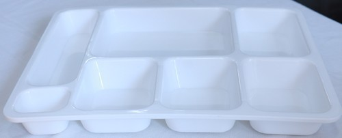 Cafe 7 Compartment Plates & Compartment Plastic Plate - Cafe 7 Compartment Plates Manufacturer ...