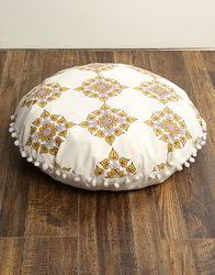 Round Cushion Cover