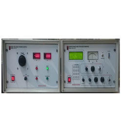 Semi Automatic Capacitance Meter