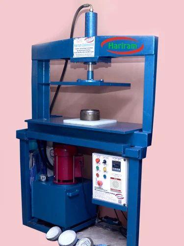 Automatic Paper Plate Making Machine - Hydraulic Paper Plate Machine ...