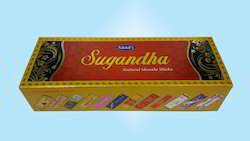 Metaic Agarbatti Incense Box