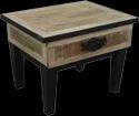 Industrial Bed Side - Industrial Furniture