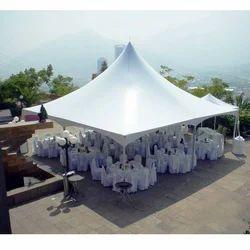 Pagoda Tent & Garden Tents - Pagoda Tent Manufacturer from Mumbai