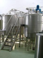 Pharmaceutical Mixing Tanks
