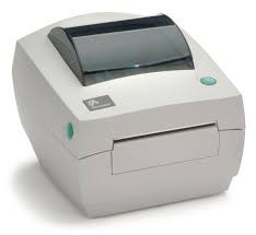 Zebra Barcode Printer GC420