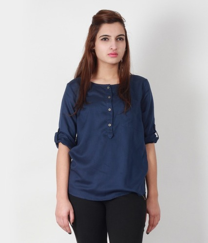 Rayon Women Top