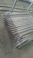 Stainless Steel Pillar Design