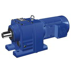 Automobile Industry Helical Gear Motor