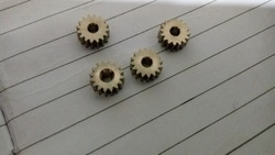 Gears For Robots