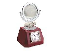 Desk Globe Clock