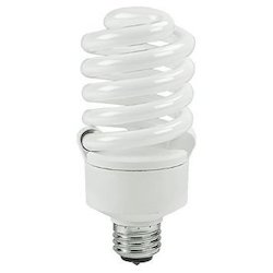 Non Guaranty Swainsom 27 Watt Half Spiral Ready CFL